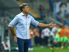 Time de Renato Gaúcho somou apenas um ponto na 5ª rodada do returno do Gauchão. EFE