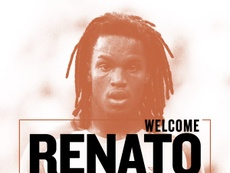 Swansea have signed Sanches on a season-long loan.