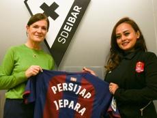 El Eibar y el Persijap Jepara firmaron un acuerdo de colaboración. SDEibar