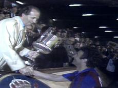 Un día inolvidable para el Barcelona. FCBarcelona