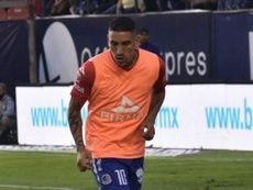 Centurión pretende salir de San Luis. AtléticoSanLuis