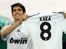 'Kaka' Real Madrid. EFE/EPA