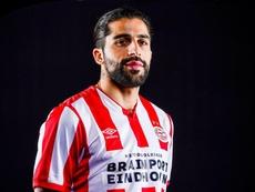 Ricardo Rodríguez llega cedido al PSV. PSV