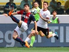 Mancini llama a Cistana, Castrovilli y Orsolini con Italia. EFE