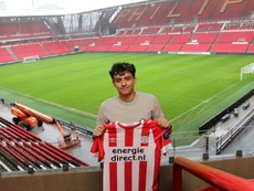 Ledezma choisit le Mexique. PSV
