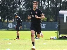Ricky Álvarez, a un paso de volver a Vélez Sarsfield. AtlasFC
