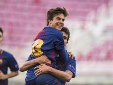 Riqui Puig is on everyone's radar. FCBarcelona