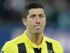 Bundesliga set to have title race for first time since Lewandowski wore a Dortmund shirt. AFP