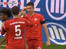 Lewandowski segna ancora. Vamos