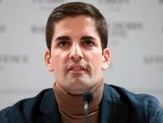 L'ex ct della Spagna, Robert Moreno. AFP