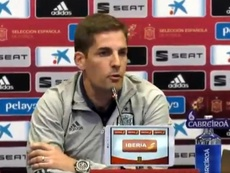 Robert Moreno spoke about Traore. Screenshot/SeFutbol