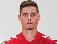 El Alcoyano hace oficial el fichaje del jugador procedente del Murcia. CDAlcoyano