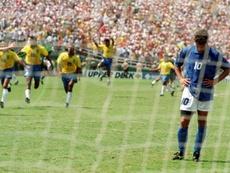 La final de 1994 fue histórica por definirse en la tanda de penaltis. FIFA