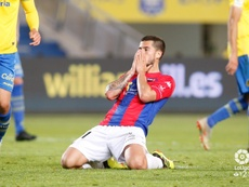 Roberto Olabe gusta al Almería. LaLiga