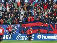 Osasuna recibe en El Sadar al Albacete. LaLiga