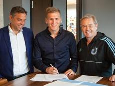 El Sporting vende a Lod al Minnesota United y prepara la salida de Dani Martín. Twitter/MNUFC