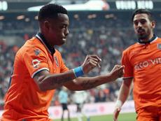 El Istanbul Basaksehir se llevó la Liga Turca. EFE