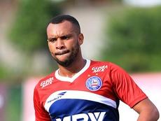 Róbson, jugador de Bahía. EsporteClubeBahía