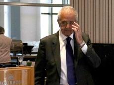 D'Onofrio se retractó y pidió disculpas a a Alfaro. EFE