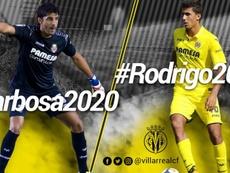 Barbosa y Rodri renovaron con el Villarreal. VillarrealCF