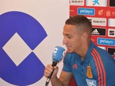 Rodrigo spoke about his tumultuous summer. PartidazoCOPE