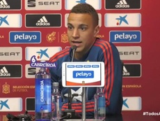 Moreno a été questionné sur le Barça. Capture/SeFutbol