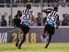 El Paulista queda suspendido. Twitter/SantosFC