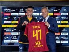 La Roma incorpora a Roger Ibáñez hasta 2021. OfficialASRoma