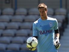 Salin jogou vários anos em Portugal. Twitter