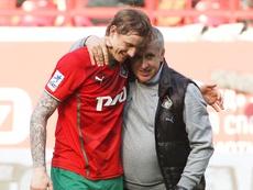 Pavlyuchenko se despidió del Ural. Lokomotiv