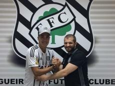 Romarinho jugará en Florianópolis esta temporada. Figueirense