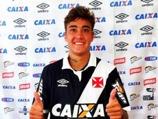 El hijo de Romário se ha pasado una temporada en Japón, pero vuelve a Brasil. Vasco