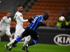 Lukaku sentenció la eliminatoria. Inter