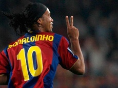 Ronaldinho could have signed for United. EFE
