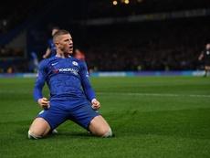 Chelsea faz Liverpool sangrar pela terceira vez em 15 dias. Twitter/ChelseaFC