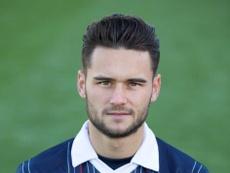Ross County striker Alex Schalk. RossCountyFC