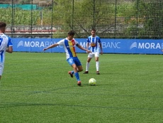 El Andorra se sitúa segundo en la clasificación. FCAndorra