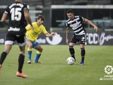 Las Palmas y el Oviedo se enfrentan en Gran Canaria. LaLiga