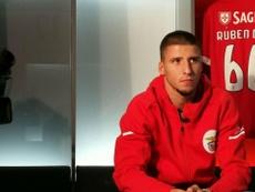 O defesa tem sido titular no Benfica. SLBenfica
