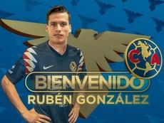 El América firma a su primer refuerzo. Twitter/ClubAmerica