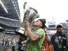 Seattle Sounders, campeón de la MLS 2019. EFE/Stephen Brashear