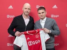 Razvan Marin se cuela en la lista de deseos del Inter. Ajax