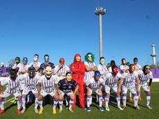 Sacachispas volvió a sorprender al mundo del fútbol. Twitter/SacachispasOK