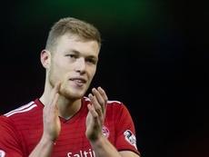 Stoke want Cosgrove. AberdeenFC