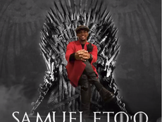 The signing of Eto'o was announced in a Game of Thrones themed video. Konyaspor