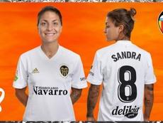 Sandra Hernández, hasta 2021. VCF_Femenino