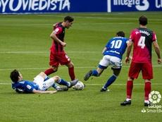 El Oviedo y el Rayo empataron. LaLiga