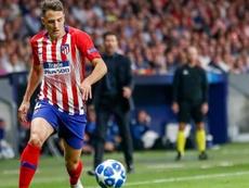 Arias part pour Munich. AFP