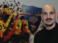 Saponara has moved to Lecce on loan. Twitter/OfficialUSLecce