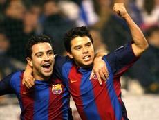 O relatório do Barcelona quando Xavi tinha 14 anos. Twitter